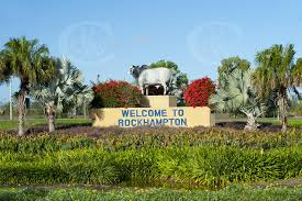 Welcome to Rockhampton
